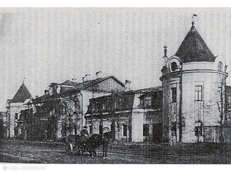 Фото москвы разных лет